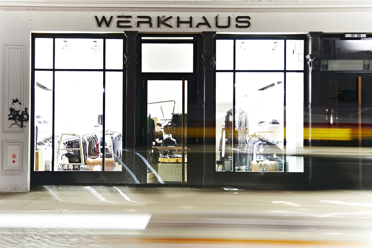 WERKHAUS Fashion